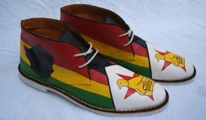 zimbabwe_flag_shoes