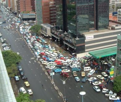 Car queue