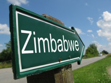 To Zimbabwe