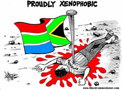 Proudly xenophobic