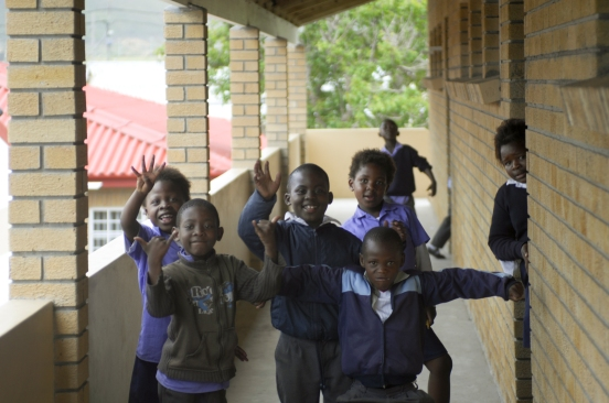 Children - Lukhanyo Primary School