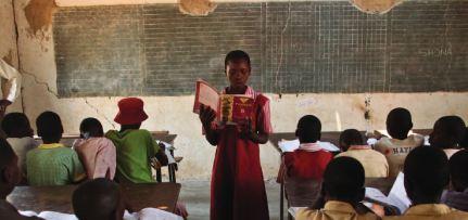 School - Zimbabwe