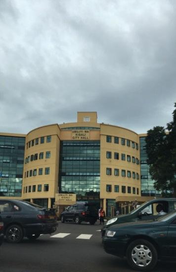 Kigali City Hall